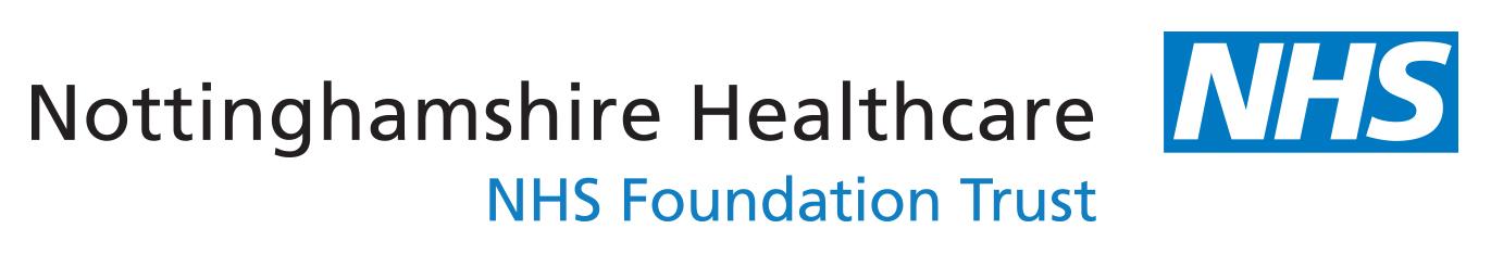 Notts Healthcare Logo